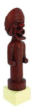 Totem de Chevalier de Hadoque - Musée Imaginaire