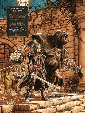 Chevaliers d'Héliopolis 4 Coffret Tome 4  Jérémy Jodorowsky