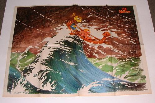 2231 Flagada Degotte + Petites annonces Spirou 1981