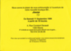 Invitation Jaune 2 Wavre 1999 int.jpg