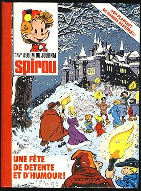 147 Journal de Spirou recueil