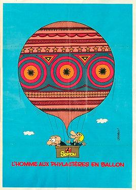 2337 Homme aux Phylacteres Gennaux +  Ecole de la BD  Divers 1983