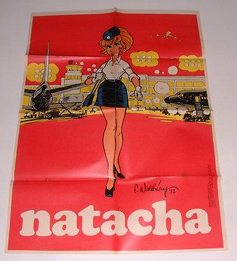 AC 1821   Natacha  Walthéry 1973