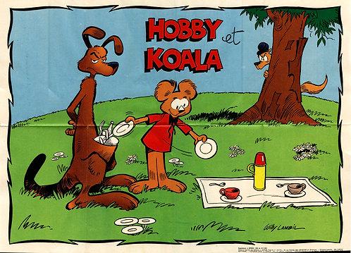 1789 Hobby et Koala Lambil 1972