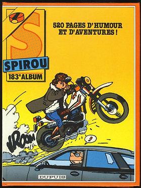 183 Journal de Spirou recueil