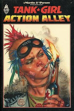 Tank Girl Action Alley   Martin Parson