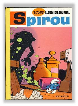 106 Journal de Spirou recueil
