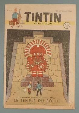 Tintin 1946 n° 1