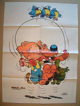 2150 Boule et Bill Roba + Delage D8S Jidéhem 1979