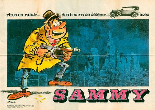 1683 Sammy Berck 1970