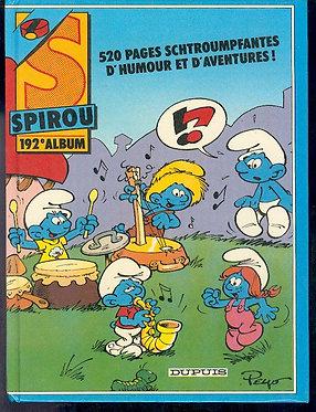 192 Journal de Spirou recueil