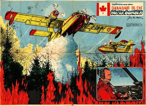 1739 Pompiers du ciel Jean–Luc Beghin 1971
