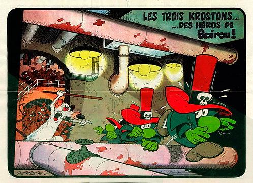 2114 Krostons Deliège + Bentley 1954 Jidéhem 1978