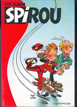 239 Journal de Spirou recueil