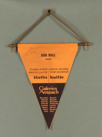 Dog Bull (Chick Bill) dos