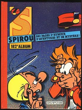 182 Journal de Spirou recueil