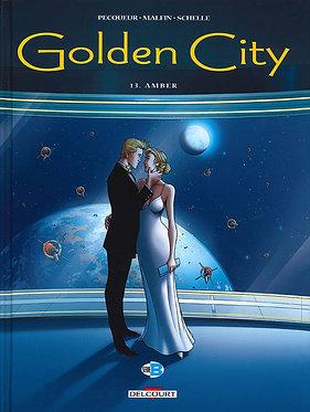 78  Golden City 13 Amber