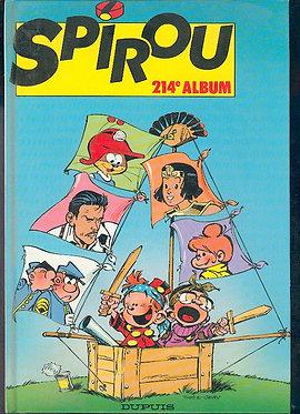 214 Journal de Spirou recueil