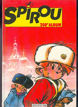 208 Journal de Spirou recueil