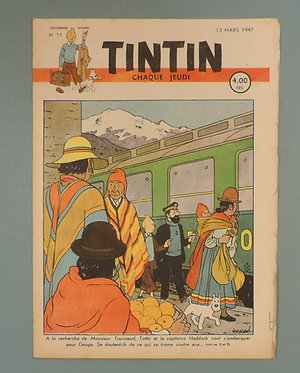 Tintin 1947 n° 11