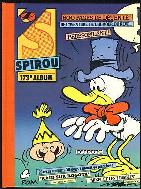 173 Journal de Spirou recueil