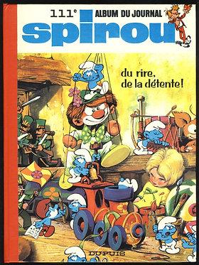 111 Journal de Spirou recueil