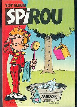224 Journal de Spirou recueil