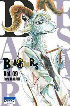 Beastars 9  Itagaki Ki-oon