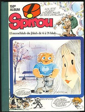 150 Journal de Spirou recueil