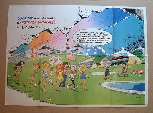 1994 Petits hommes Seron + Citroen 15/6 cylindres Jidéhem 1976