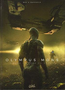 86  Olympus Mons 5 Dans l'Ombre du Soleil