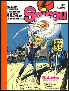 165 Journal de Spirou recueil