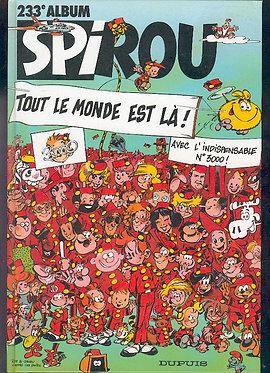 233 Journal de Spirou recueil