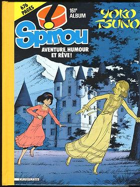 161 Journal de Spirou recueil
