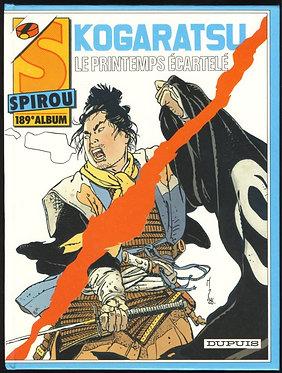 189 Journal de Spirou recueil