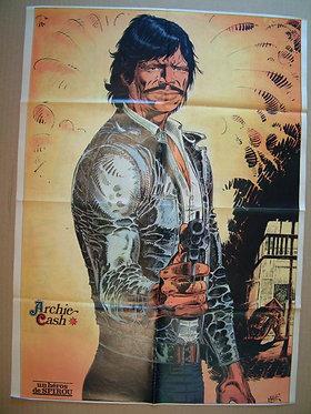 1939 Archie Cash Malik + Musée Dupuis : Roger Leloup 1975
