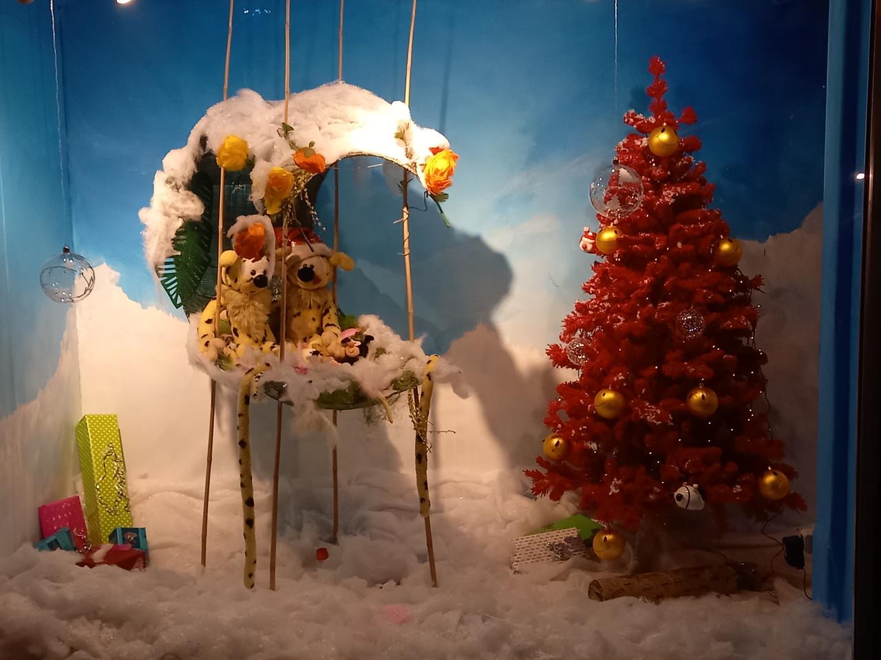 Le Noël des Marsupilamis