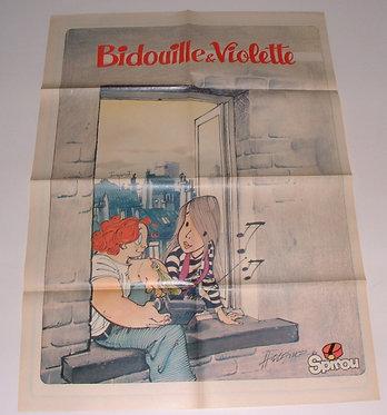 2365   Bidouille et Violette  Hislaire 1983
