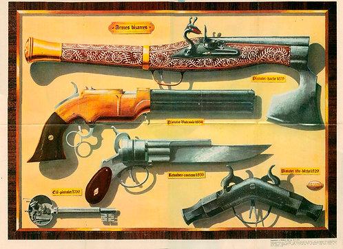1805 Armes farfelues Devos 1972