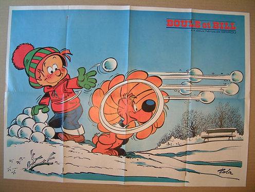 1978 Boule et Bill Roba + Musée Dupuis Sammy Berck 1976