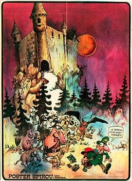 AC 1896   Poster farfelu  ???? 1974