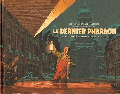 109  Blake & Mortimer 0 Le Dernier Pharaon (à l'italienne)