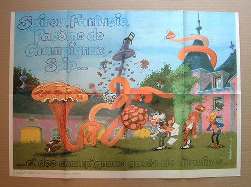 1774 Spirou Fournier 1972