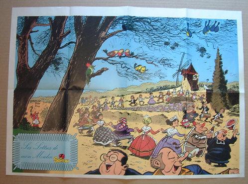 2341 Lettres de mon moulin Mittéï   Ecole de la BD  Divers 1983