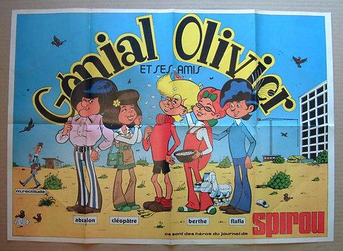 2002 Génial Olivier Devos + Musee pour s'amuser 1976