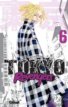 Tokyo Revengers 6  Wakui Glénat