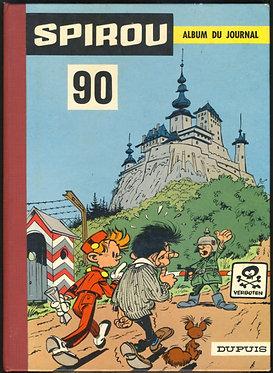 90 Journal de Spirou recueil