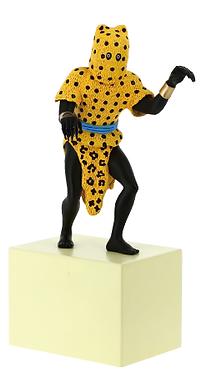 Homme léopard - Musée Imaginaire