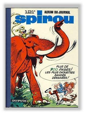 121 Journal de Spirou recueil