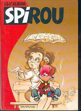 236 Journal de Spirou recueil